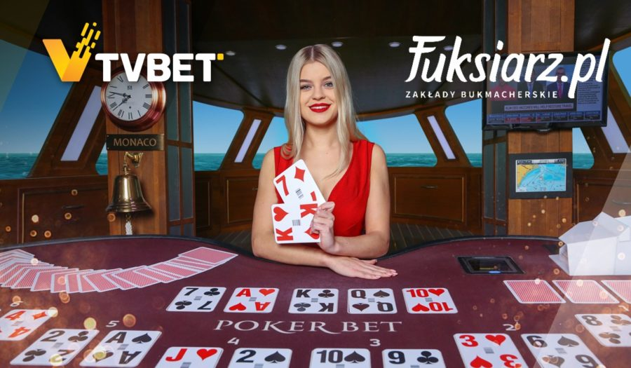 TVBET's PokerBet and 21Bet will now be offered to Fuksiarz clients.