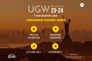 The industry gets ready for Ukrainian Gaming Week