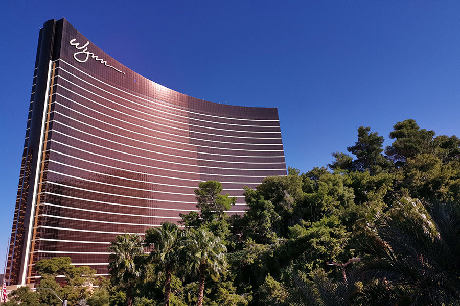 Wynn Resorts has said that it's pleased with the settlement.