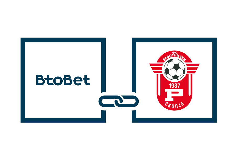 BtoBet's brand will show on the club's kit and on the pitch-side area.