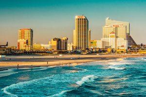 Work has begun on revamping the Atlantic City casinos.