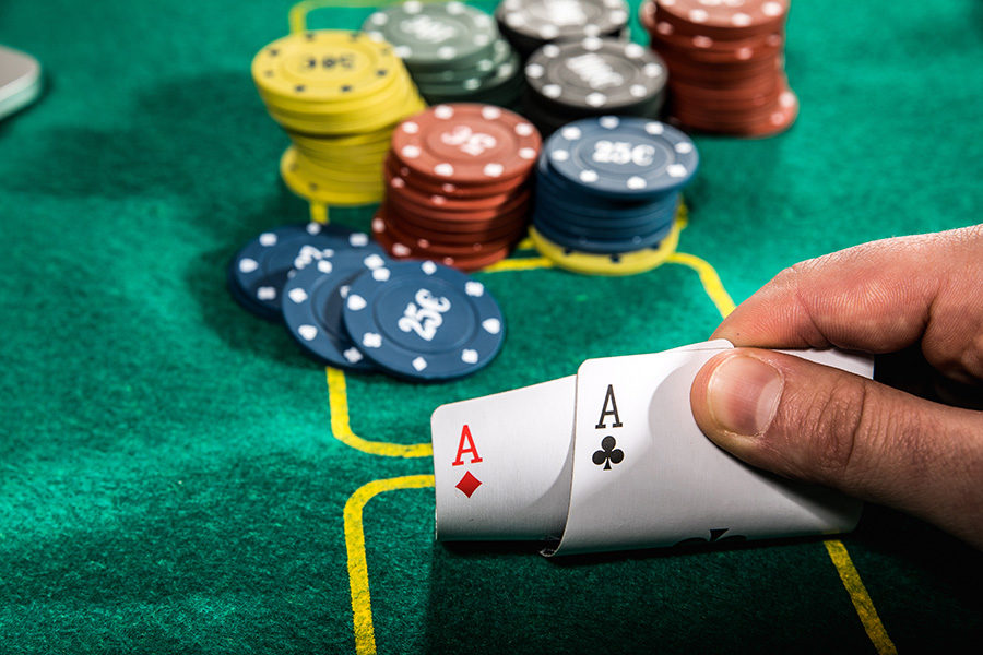 The 11pm curfew has been lifted for New York casinos.