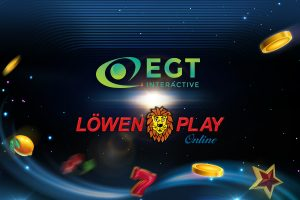 EGT Interactive signs partnership agreement with Löwen Play