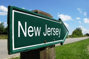Gambling revenue in New Jersey rose 119.8 per cent year-on-year in March.