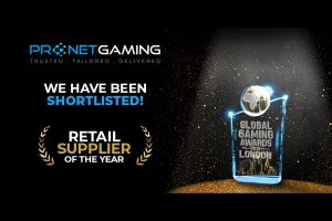 Pronet Gaming shortlisted for 'Retail Supplier of the Year' at GGA 2021