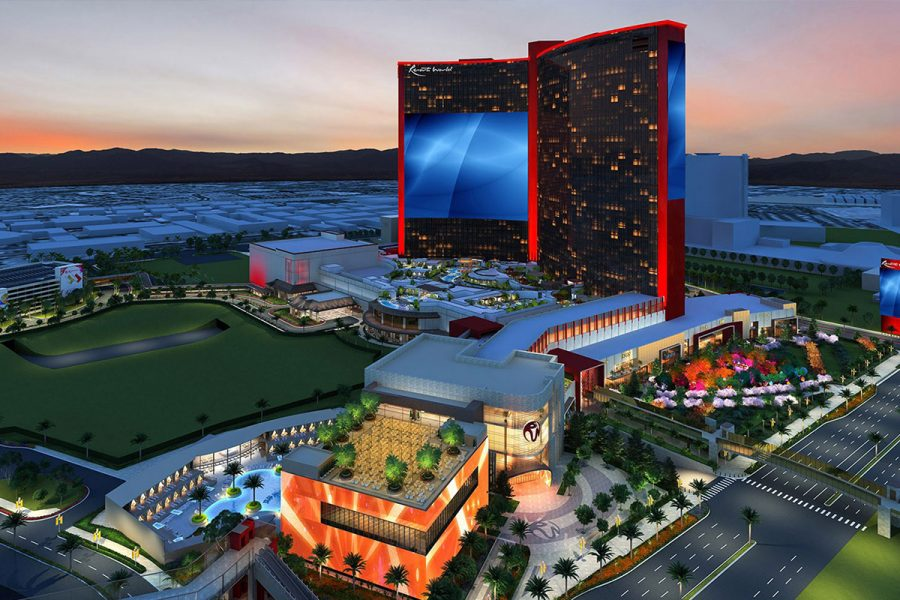 The $4.3bn 3,500-room casino resort is now taking reservations.