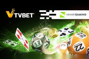 TVBET enters partnership with NewArt Gaming