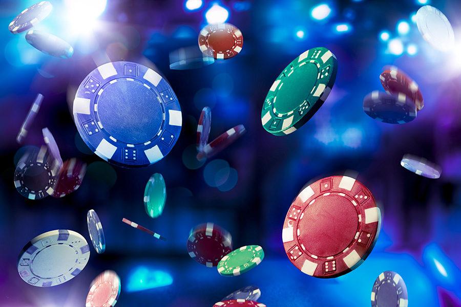 Work has resumed on Cascades Casino.