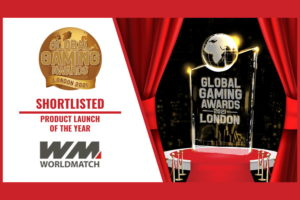 WorldMatch's Candy Bar got nominated for the Product Launch of the Year category.