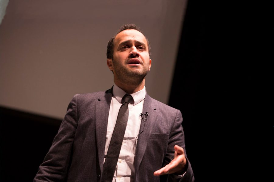 Dara Nasr, managing director for Twitter UK and newly appointed advisor for Allwyn.