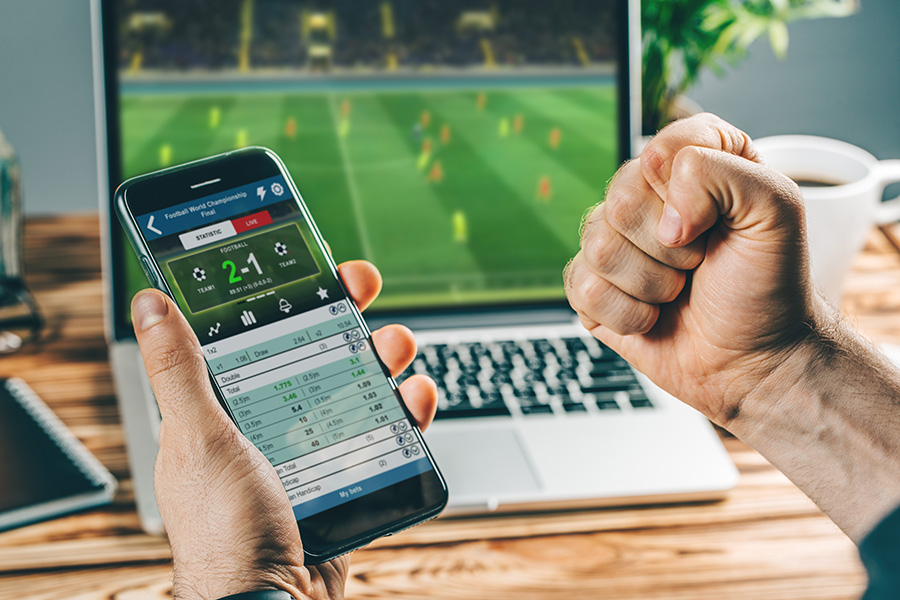 With its budget signed into law, New York can go ahead with online sports betting.