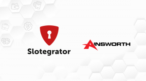 Ainsworth Partners with Slotegrator