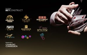 BetConstruct Launches 9 New Live Casino Games