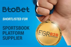 BtoBet recognised amongst best sportsbook platform suppliers