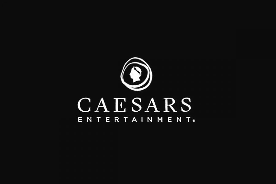 The Caesars Palace revamp is due to be complete for New Year's Eve.