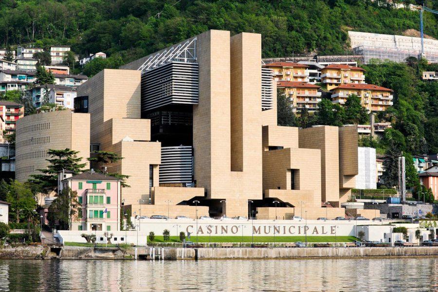 Casino di Campione de Italia was one of Italy