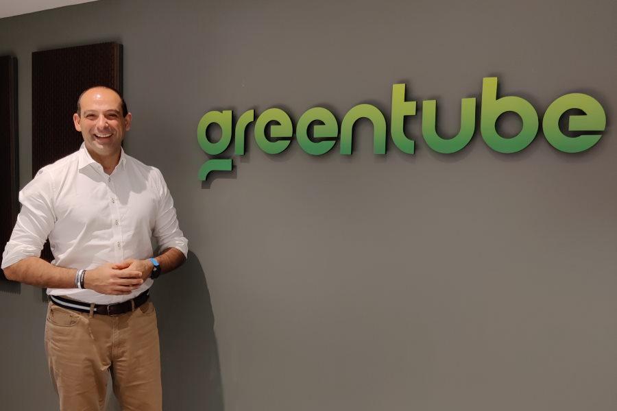 Trevor De Giorgio, Chief Legal Officer at Greentube.