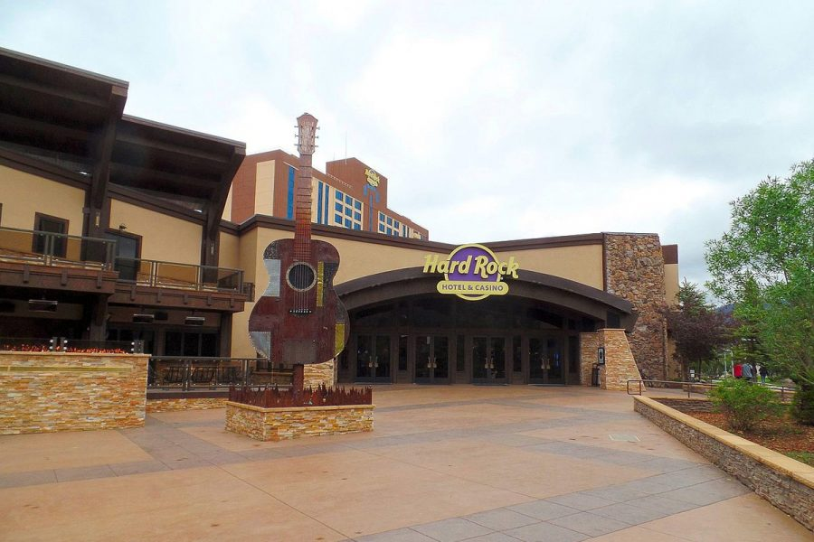 The new casino gave Indiana gambling revenue a boost in May.