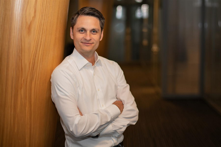 Michael Bauer, CFO/CGO of Greentube.