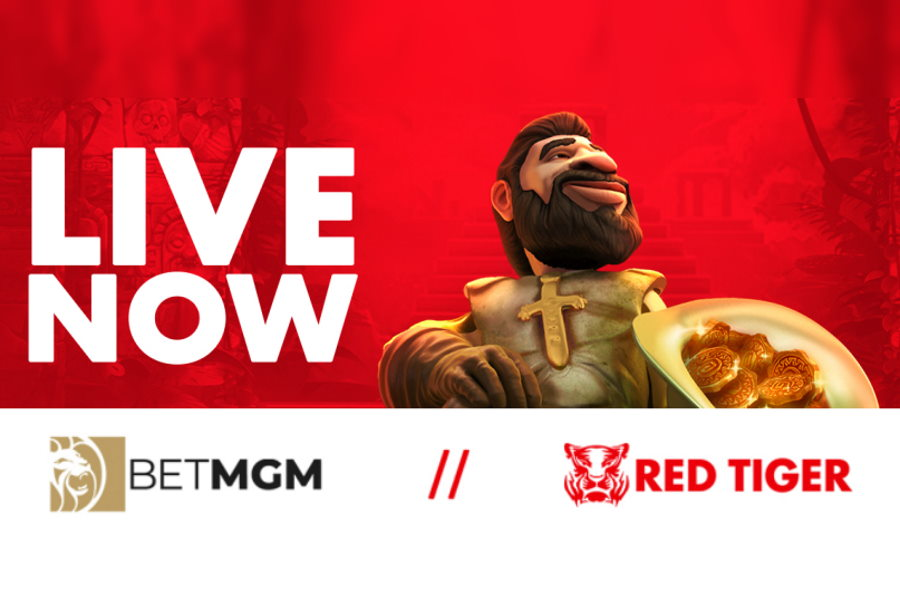 Players will have access to a host of content from Red Tiger in the coming weeks.