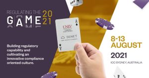 Senet announces gambling regulatory education program: Regulating the Game