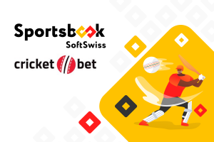 SoftSwiss Sportsbook launches its new project with CricketBet