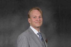 Tristan Sjöberg, TCSJOHNHUXLEY's Executive Chairman