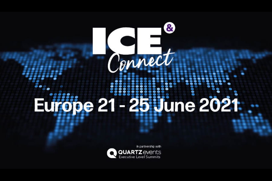 ICE Connect is powered by Quartz Events, a Clarion-owned company.