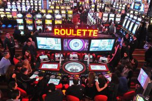 The plans include a 40,000 square foot casino.
