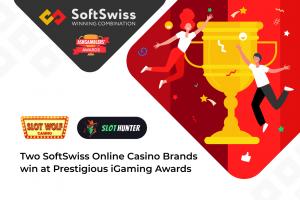 SoftSwiss won big at the AskGamblers Awards 2021.