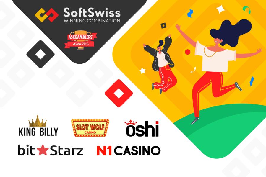 The list of these brands includes BitStarz Casino, King Billy Casino, N1 Casino, Oshi Casino and SlotWolf Casino.