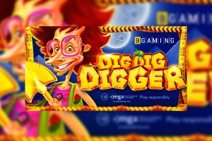 BGaming launches its latest slot game: Dig Dig Digger