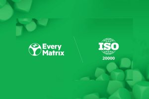 EveryMatrix also holds an ISO 27001 certification for data security and is compliant with Europe's General Data Protection Regulation (GDPR).