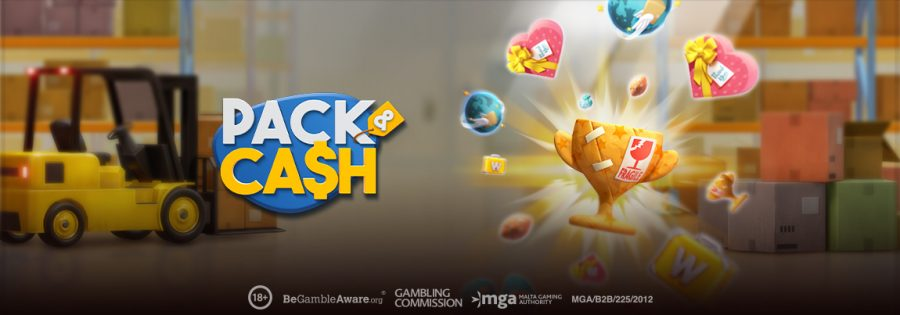 Play Pack & Cash today.