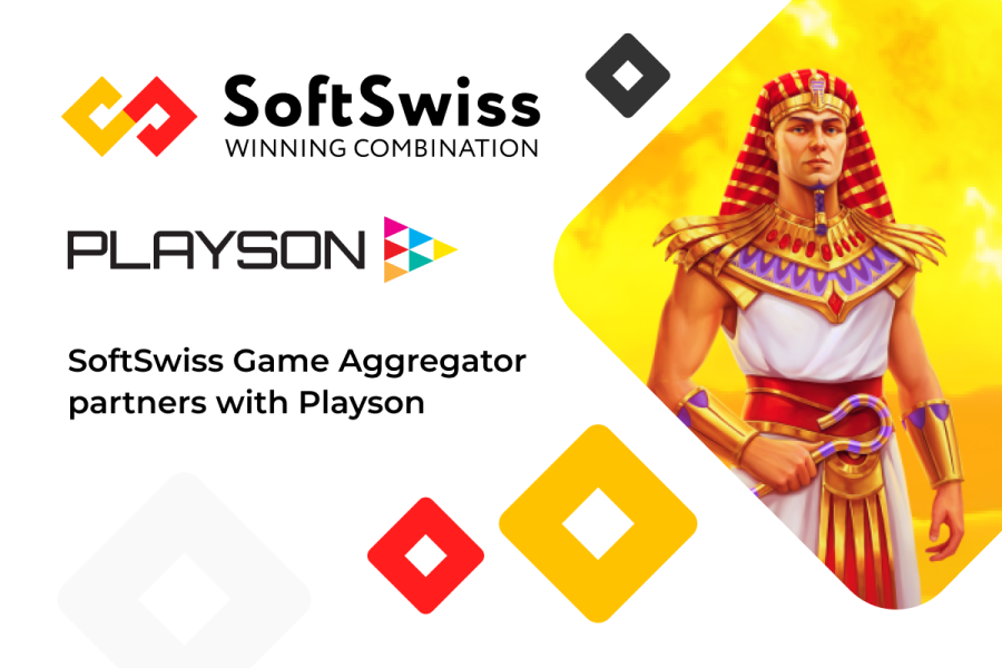 The provider's extensive gaming portfolio will be directly available for all SoftSwiss White Label operators and Game Aggregator clients.