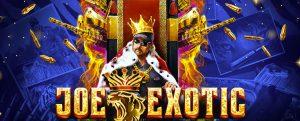 Red Tiger unveils new Joe Exotic slot