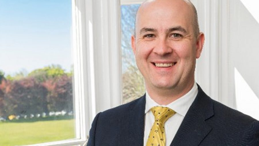Andrew Rhodes will serve as interim chief executive of the Gambling Commission.
