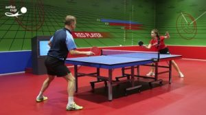 """Table Tennis """"Setka Cup"""""""