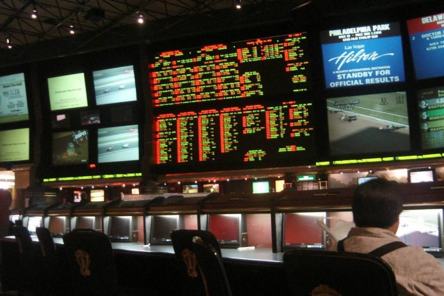 Sportsbook generated record revenue in New Jersey in May.