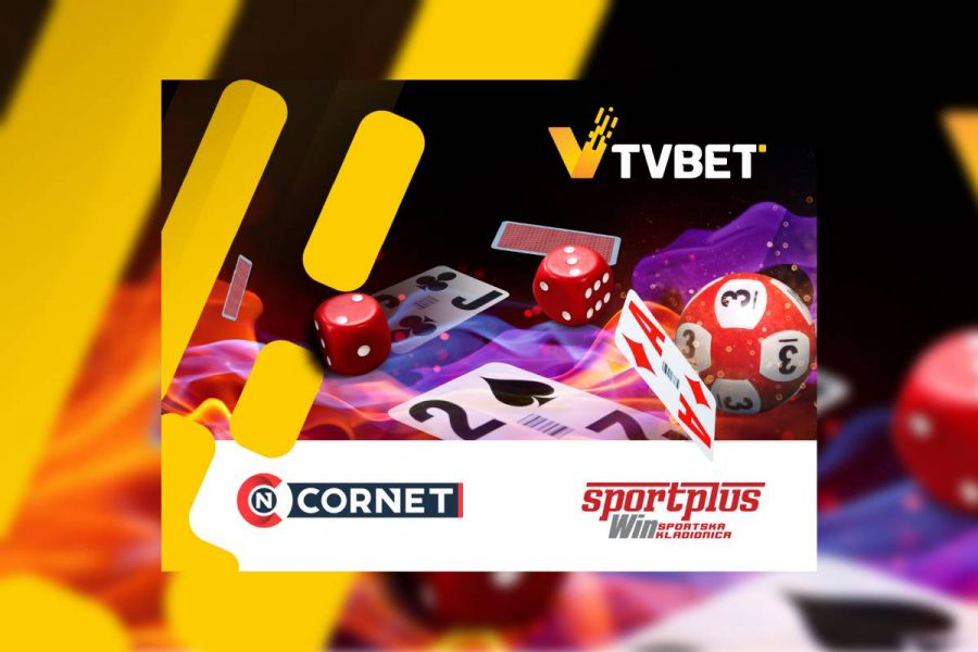This time, the new partners of TVBET have become Cor Net supplier and SportPlus Win operator, offering their services on the Balkan Peninsula.