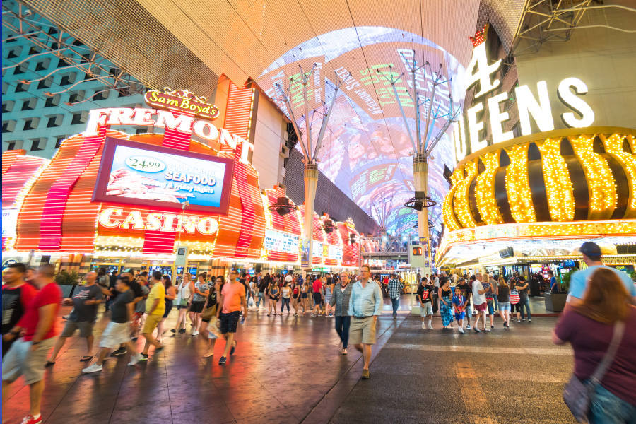 Several casinos are holding job fairs.