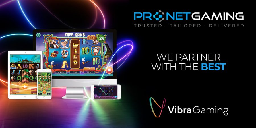 Pronet Gaming boosts LatAm proposition with Vibra Gaming