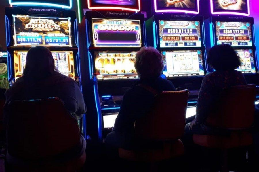 Rosie's Game Room has opened in Collinsville, Virginia.