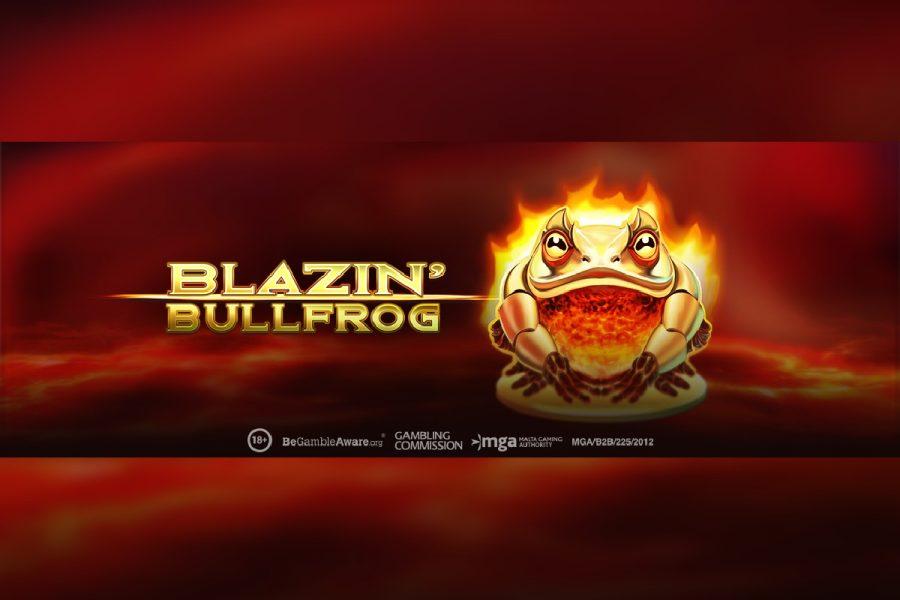 Play Blazin' Bullfrog today.