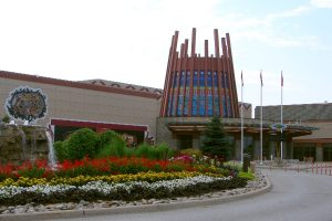 Casino Rama will reopen today.
