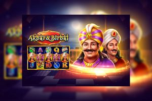 Experience what it's like to be immersed in a real, luxurious adventure with Endorphina's Akbar & Birbal Inside.
