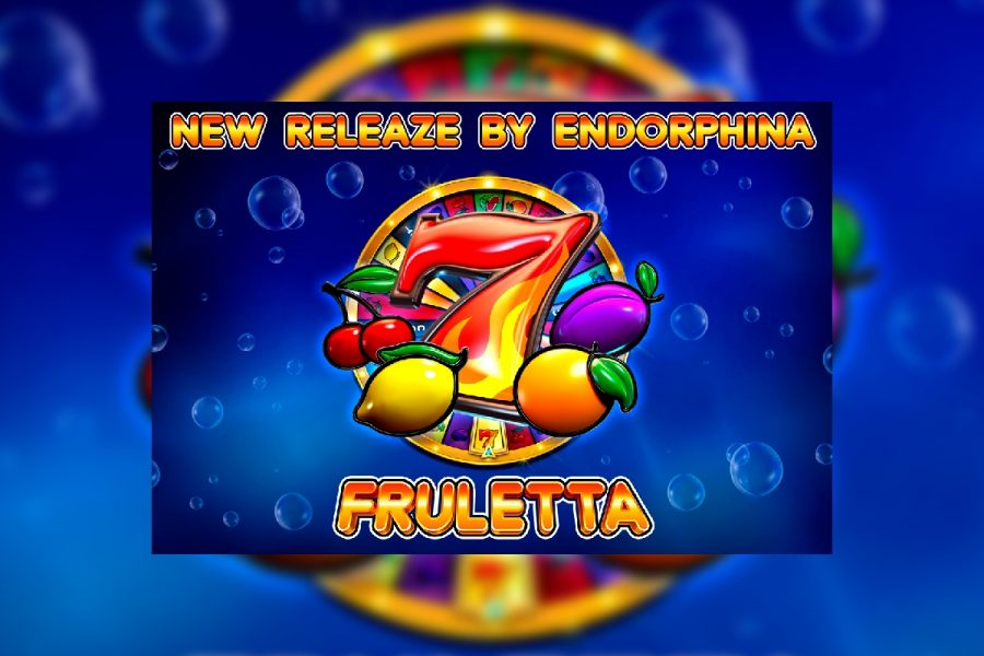 Endorphina has released its latest game addition: Fruletta