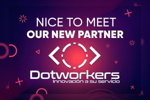 Endorphina can look forward to greatly expanding in Latin America with Dotworkers.