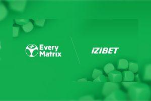 IZIBET.com goes live with EveryMatrix's turnkey solution