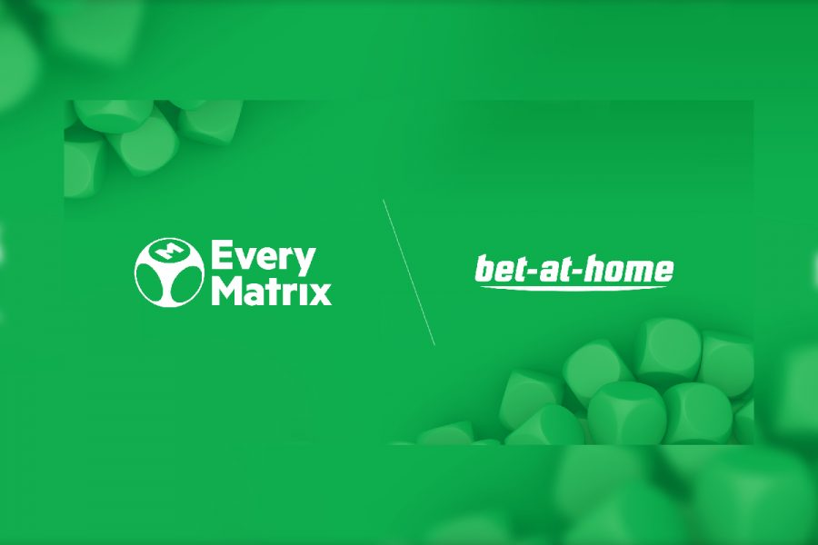 To provide a world-class player experience, bet-at-home will overhaul its front-end using EveryMatrix.